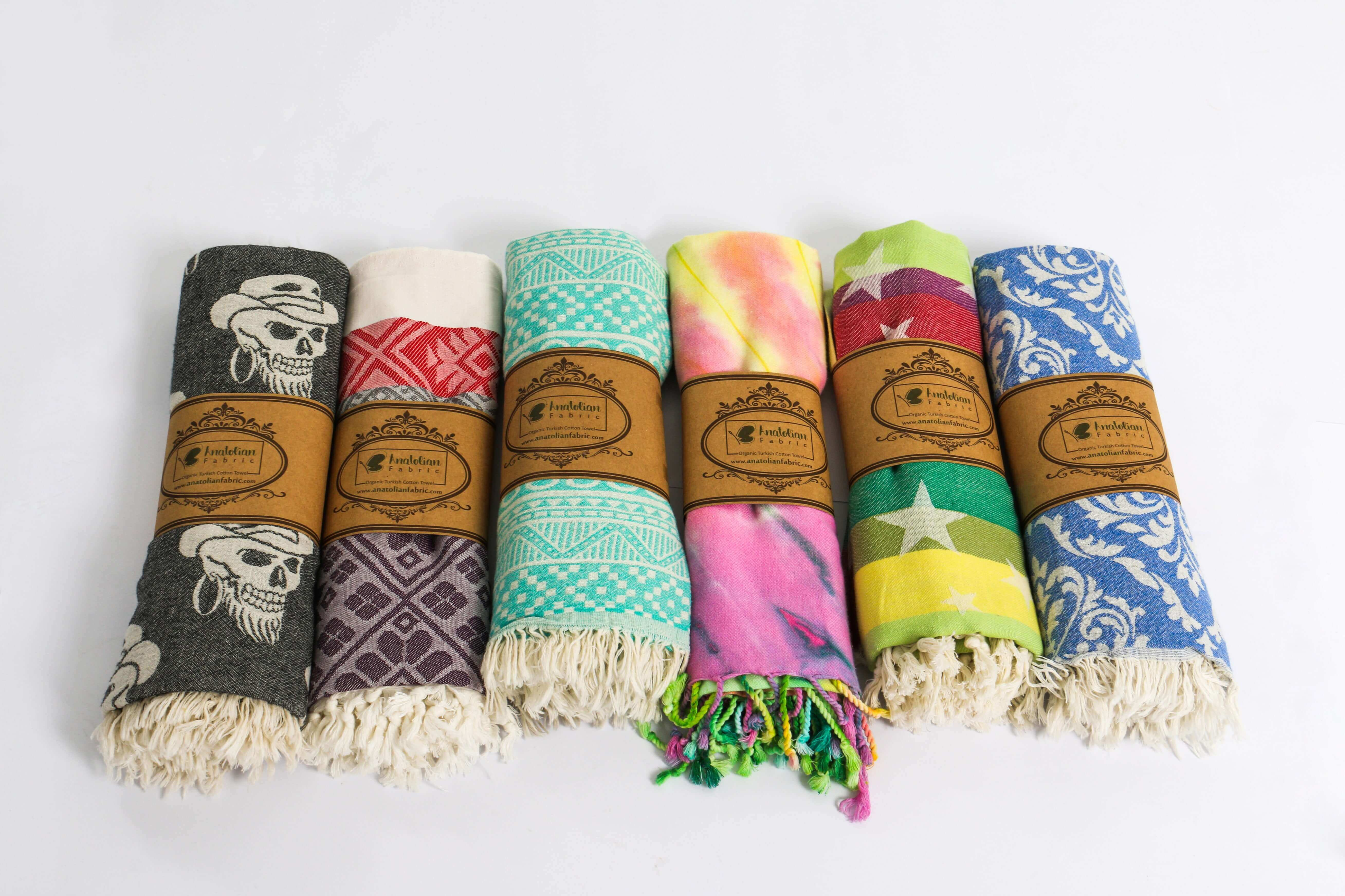 Tips And News From Anatolian Fabric About Turkish Cotton Towels